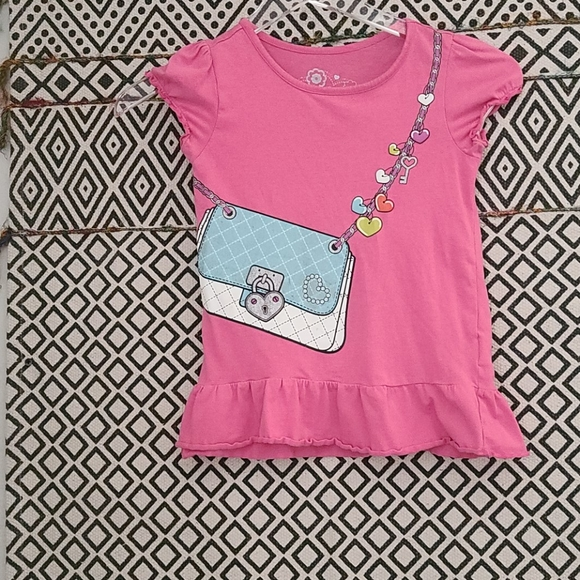 greendog Other - Gregdog kid's blouse in pink